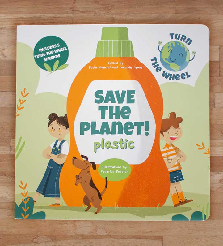 Save the PlanetChildrens book White Star Kids